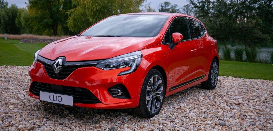 Nové Clio na Slovensku: Cena už od 9850 eur