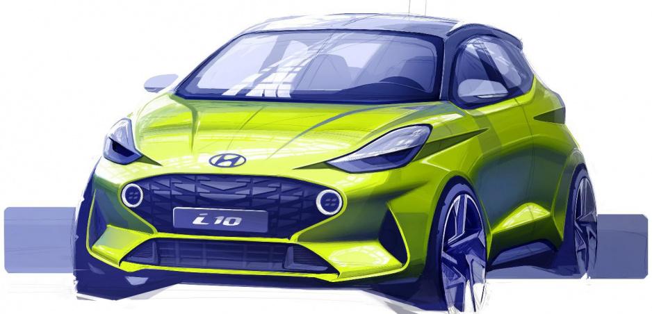 Nový Hyundai i10 dostane odvážnejší dizajn