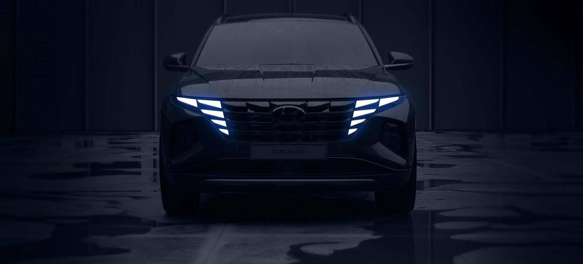 Nový Hyundai Tucson prichádza s výrazným dizajnom vonku aj vnútri