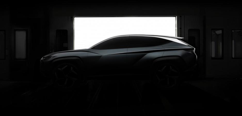 Nový koncept crossoveru značky Hyundai chce zaujať svetlami