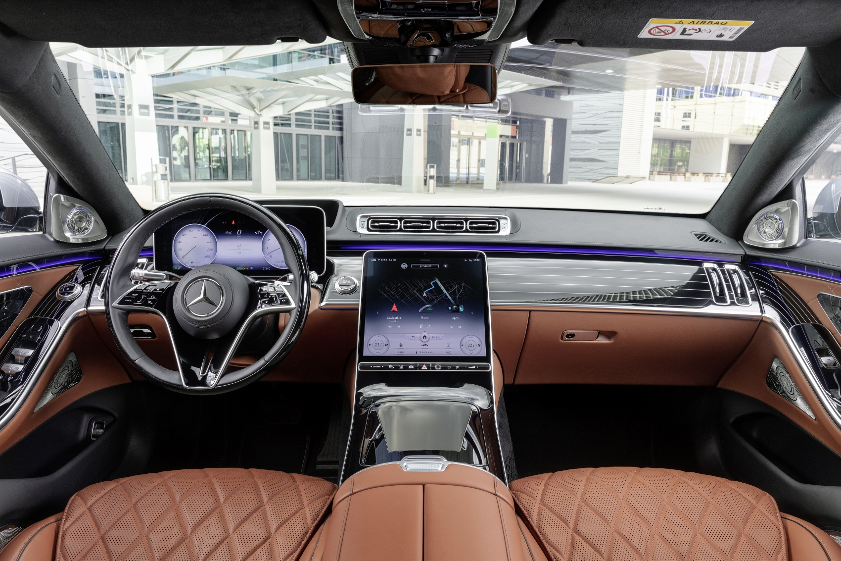Nový Mercedes S je najpokročilejším Mercedesom v histórii 5LC0igRuj2 20c0358095-1700x1133