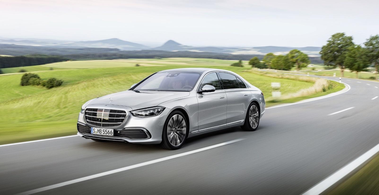 Nový Mercedes S je najpokročilejším Mercedesom v histórii