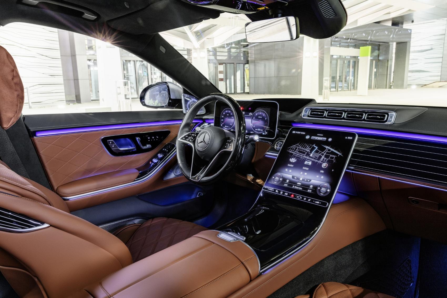 Nový Mercedes S je najpokročilejším Mercedesom v histórii un2ohMB5CI 20c0358103-1700x1133