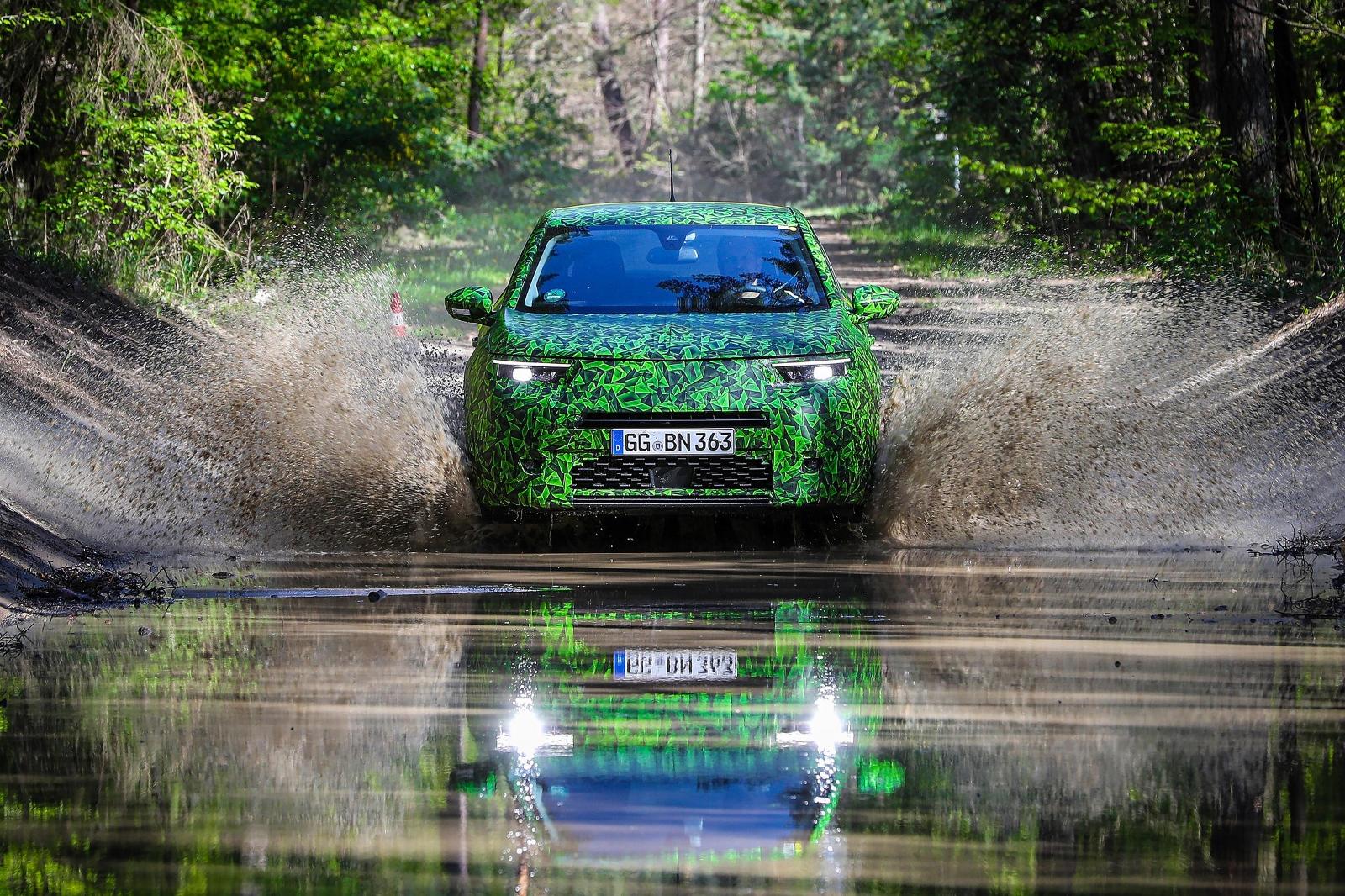Nový Opel Mokka výrazne schudne