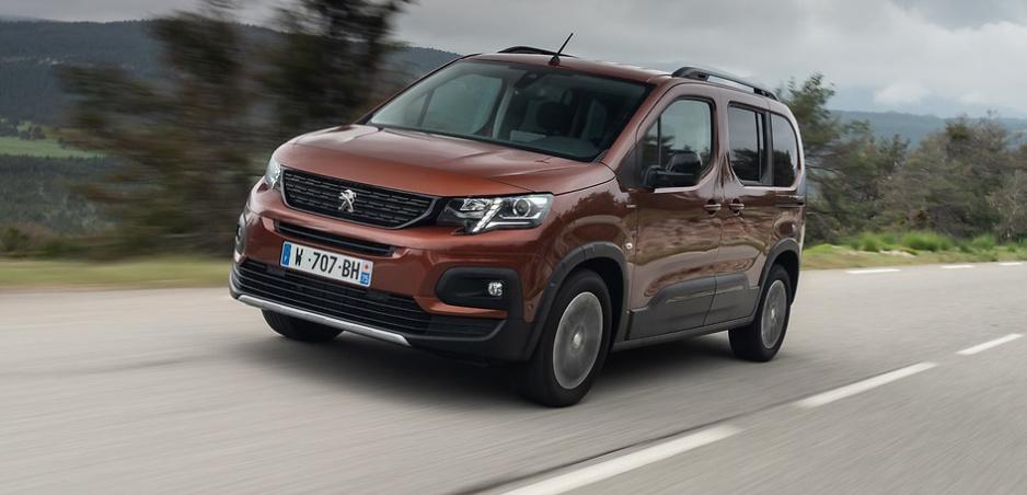 Nový Peugeot Rifter sa na Slovensku predáva od 15 990 eur