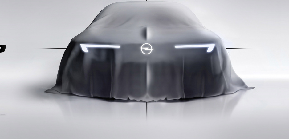 Opel Concept 2018 R definuje nový dizajn nemeckej značky