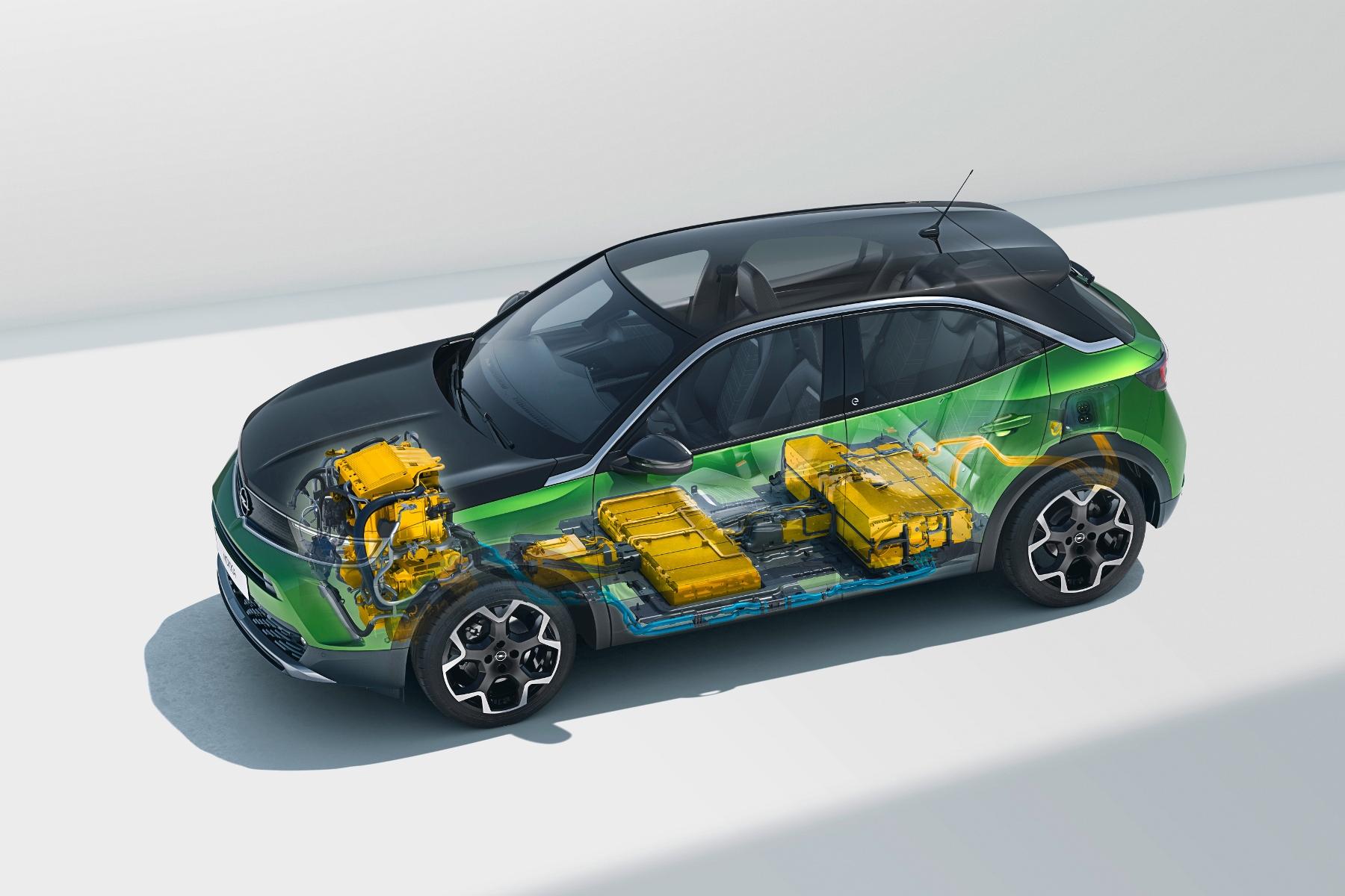 Opel Mokka sa od súrodencov odlíši odvážnym dizajnom 0prXMhc1vP 10-opel-mokka-e-512176-1800x1200