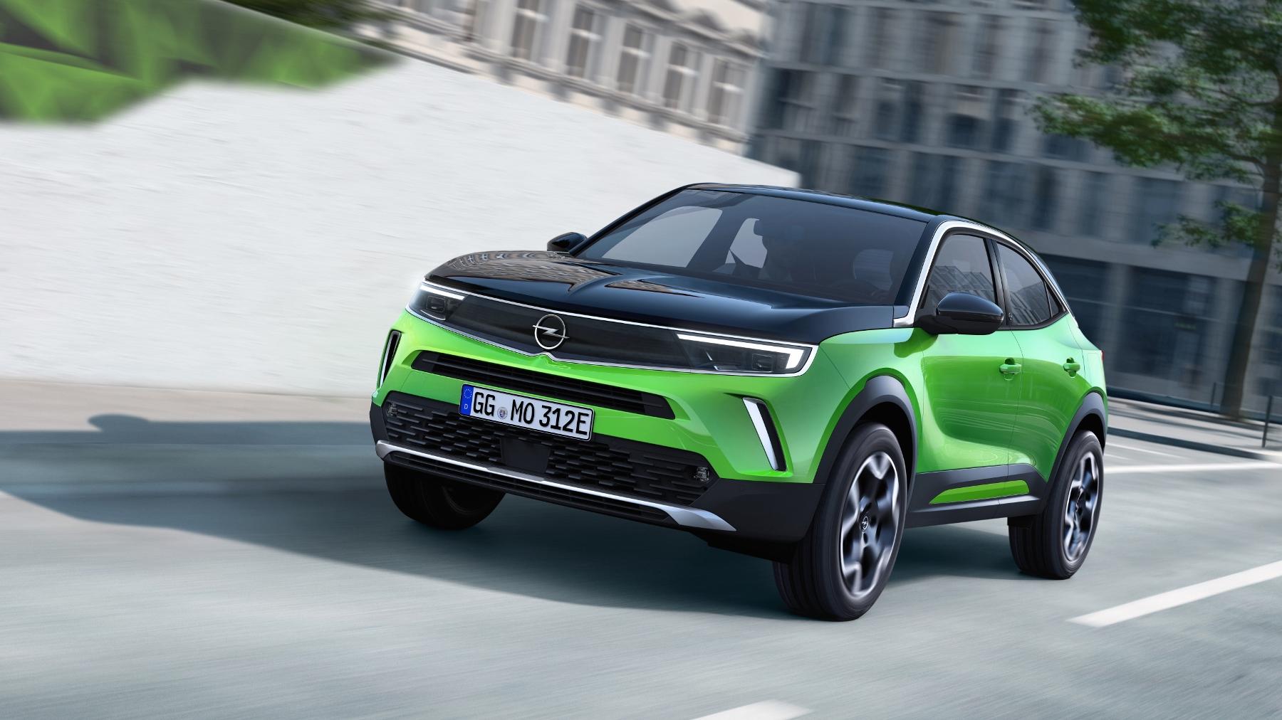 Opel Mokka sa od súrodencov odlíši odvážnym dizajnom