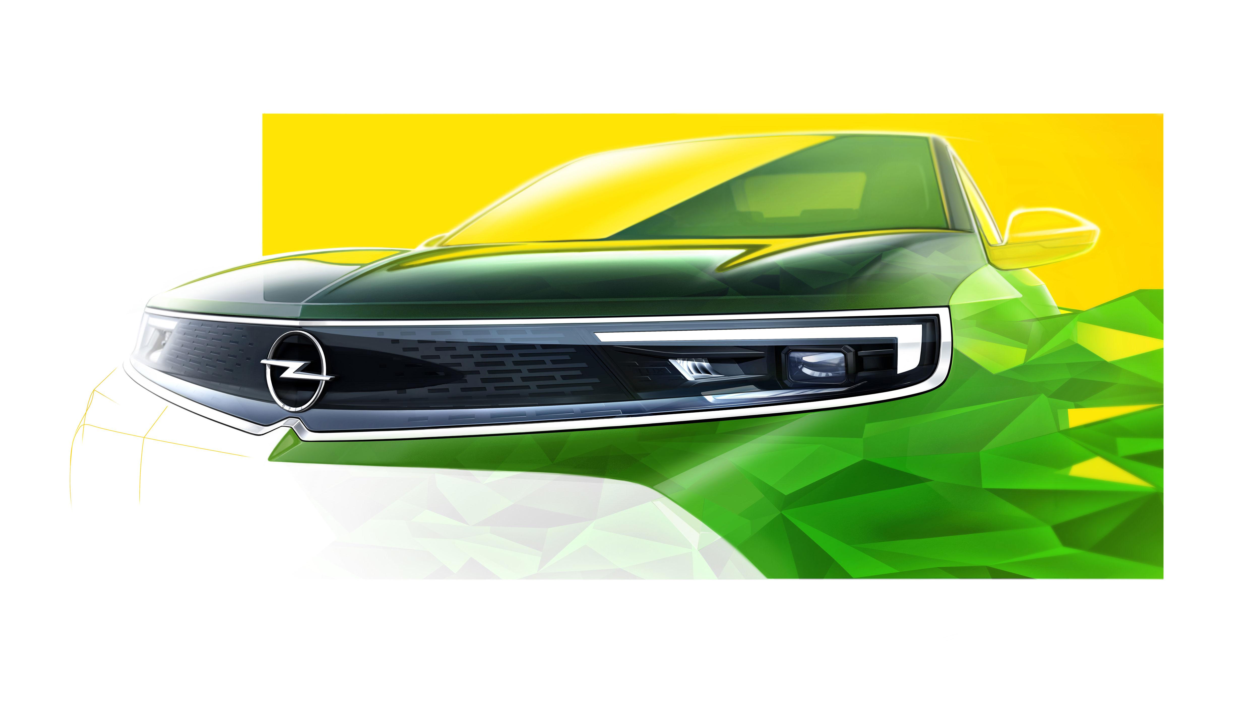 """Opel ukazuje svoju novú """"tvár"""". Najskôr ju dostane Mokka"""