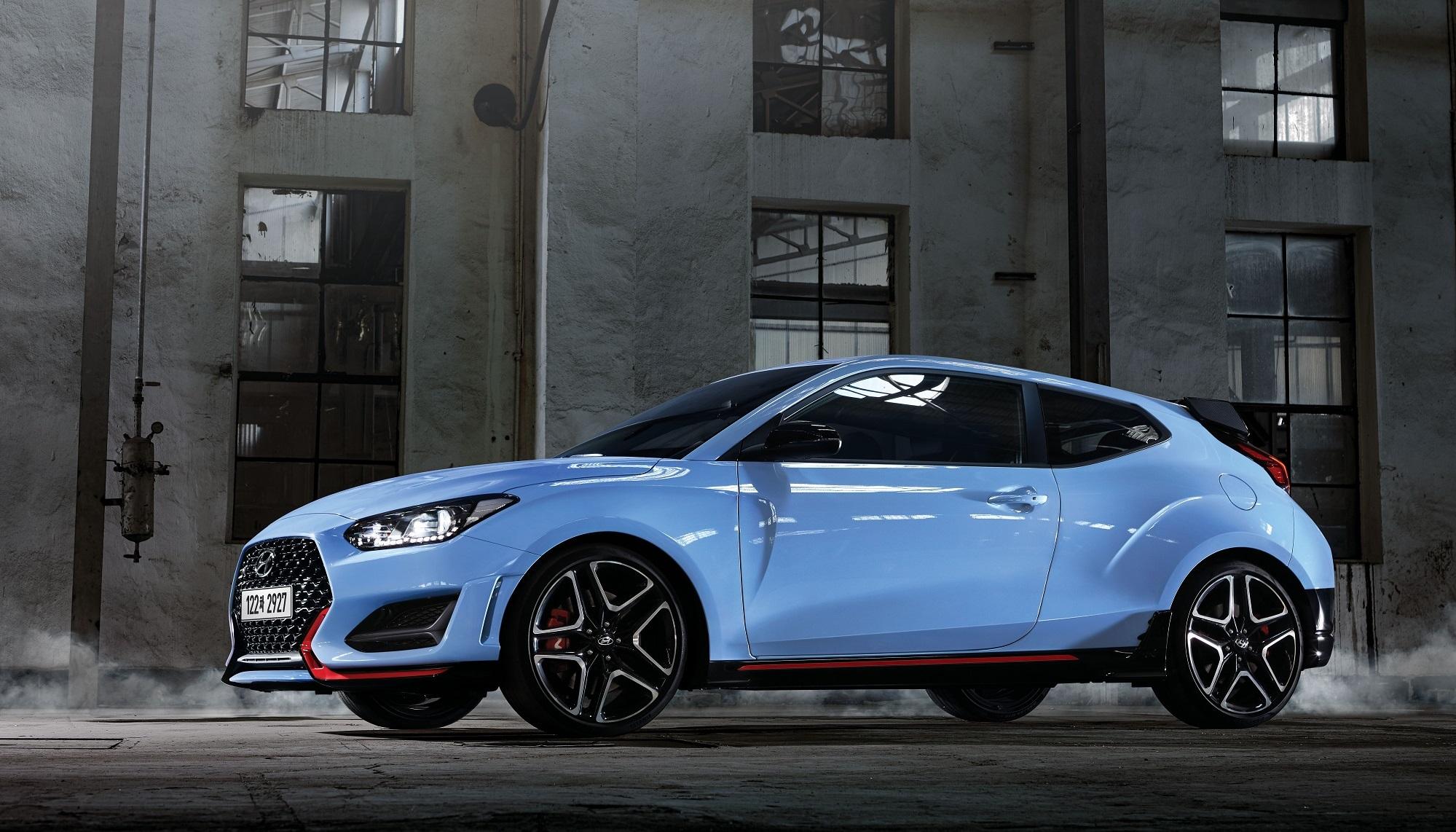 Ostrý Hyundai Veloster N dostal novú prevodovku. Dočkáme sa aj v Európe?