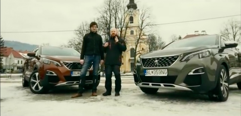 Peugeot 3008: Auto roka na teste v tých najťažších podmienkach.