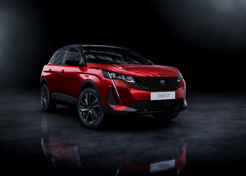Peugeot 3008 dostal novú tvár a nočné videnie