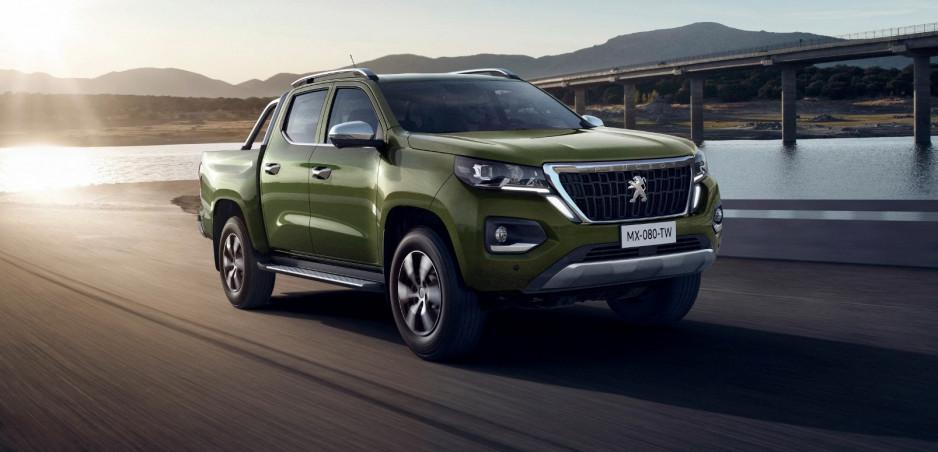 Peugeot ukázal nový pickup Landtrek, do Európy sa žiaľ nedostane