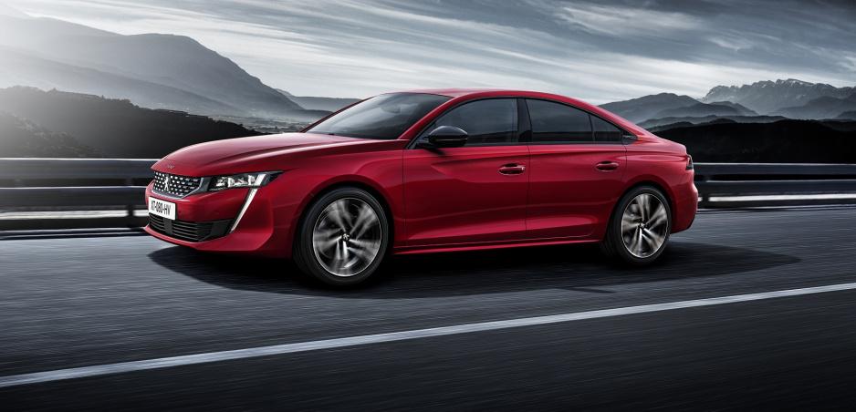 Peugeot získal cenu za najkrajšie auto aj najkrajší koncept roka 2018