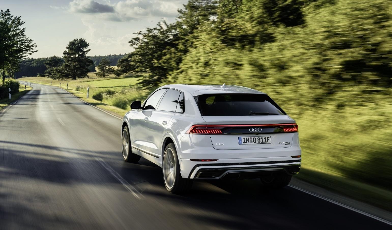 Plug in hybridné Audi Q8 ide do predaja. Štartuje na sume 75 000 eur