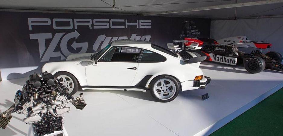 Porsche 930 dostane reálne používané motory F1 z čias prvej turbo éry