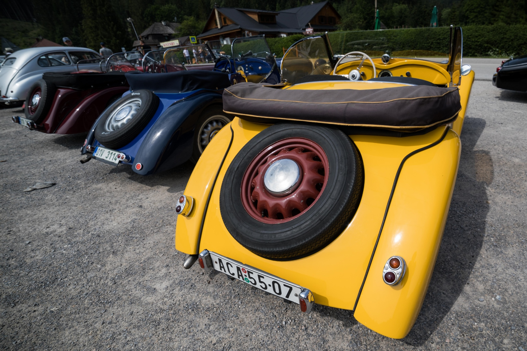 Pozrite si galériu z podujatia Beskyd Rallye – memoriál Ladislava Dlhopolčeka 2020 dyjaiwBnBN turzov