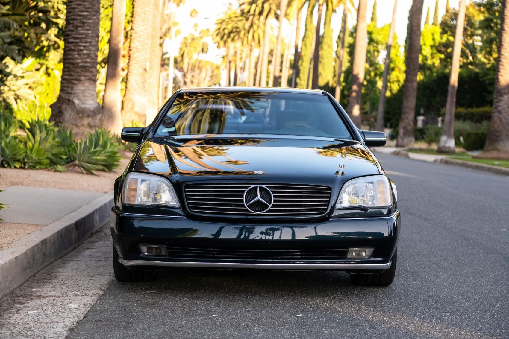 Pozrite si Mercedes S600 Michaela Jordana z roku 1996 l5yiDKmgvq lorinsercl600ex-jordanfront1sbeverl