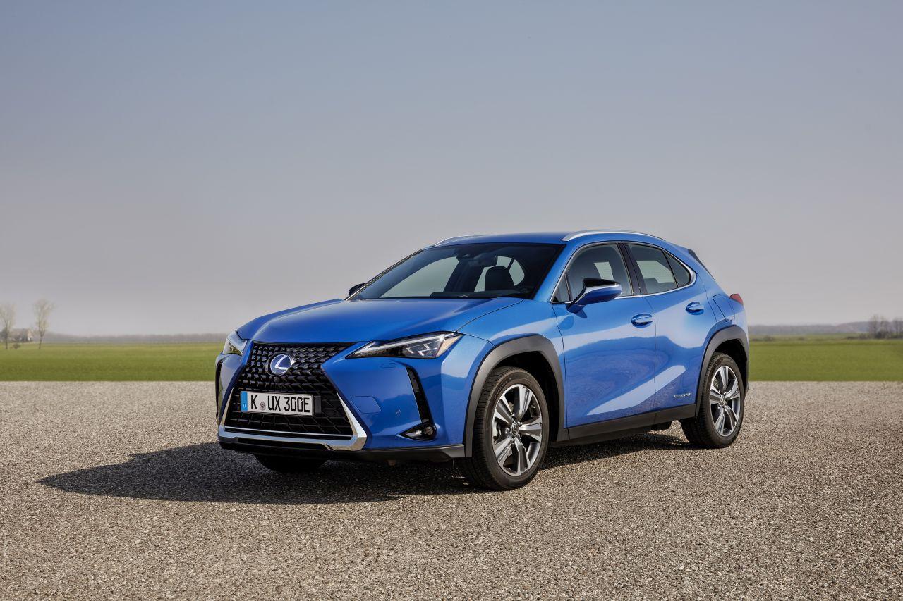 Prečítajte si 8 zaujímavých faktov o elektrickom Lexuse UX
