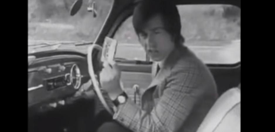 Predchodca navigácie: Inštrukcie išli z magnetofónovej pásky v správny okamih (archívny článok)