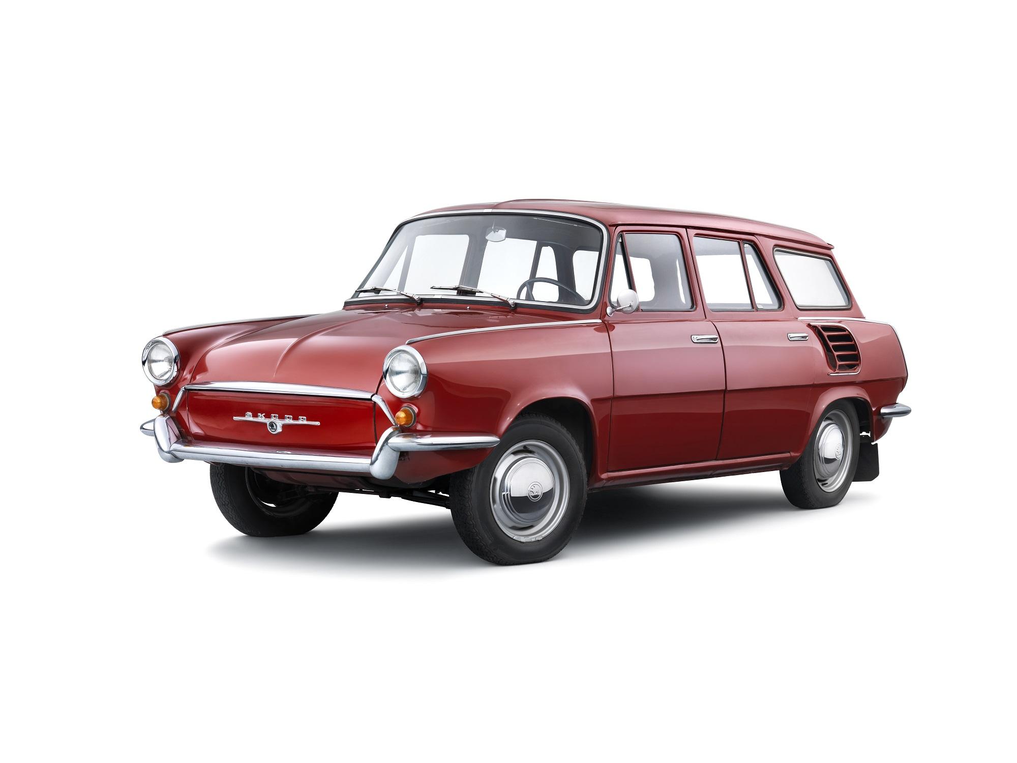 Príbehy menej známych áut: Kombi Škoda Hajaja sa nedostalo do výroby