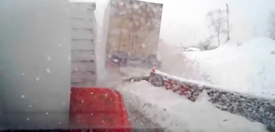 Príjemné schladenie: Najakčnejšie zimné nehody