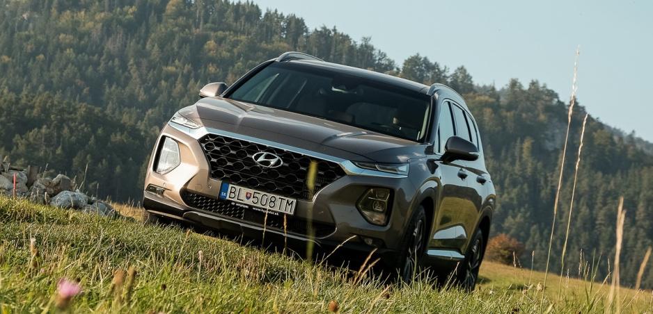 Prvá jazda: Hyundai Santa Fe sa vypracovaním interiéru hlási k luxusu