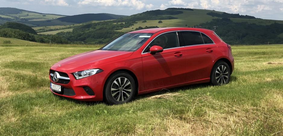 Prvá jazda: Nový Mercedes triedy A s naftovým motorom stlačil reálnu spotrebu
