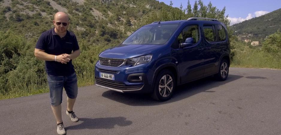 Prvá jazda: Praktický Peugeot Rifter sme už vyskúšali v okolí Monte Carla