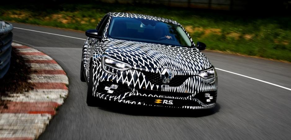Renault Mégane R.S. dostane systém natáčania zadných kolies 4Control