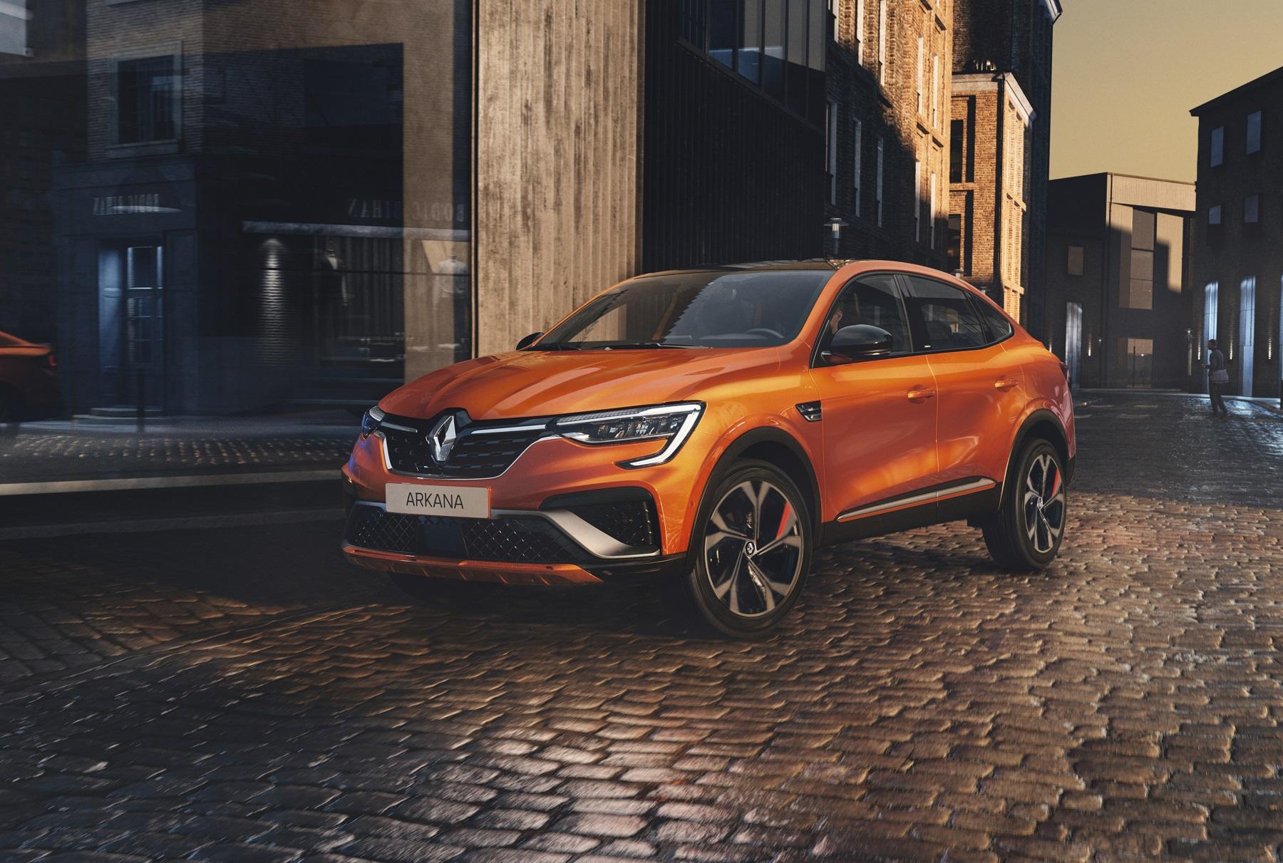 Renault predstaví nový elektrický crossover aj hybridnú Arkanu