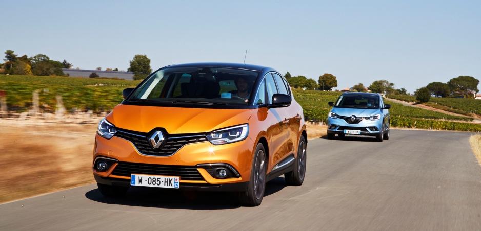 Renault Scénic dostane nový motor, vyvinutý v spolupráci s Mercedesom