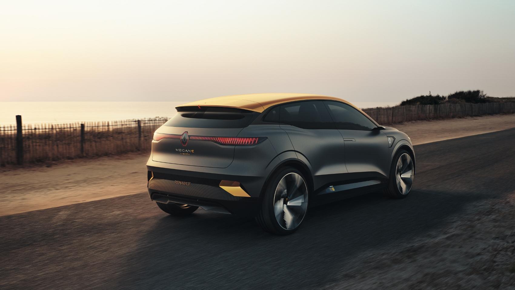 Renault ukázal elektrický koncept Megane. Na tradičný Megane sa nepodobá 8cubvQvRkt 2020-mgane-evisi