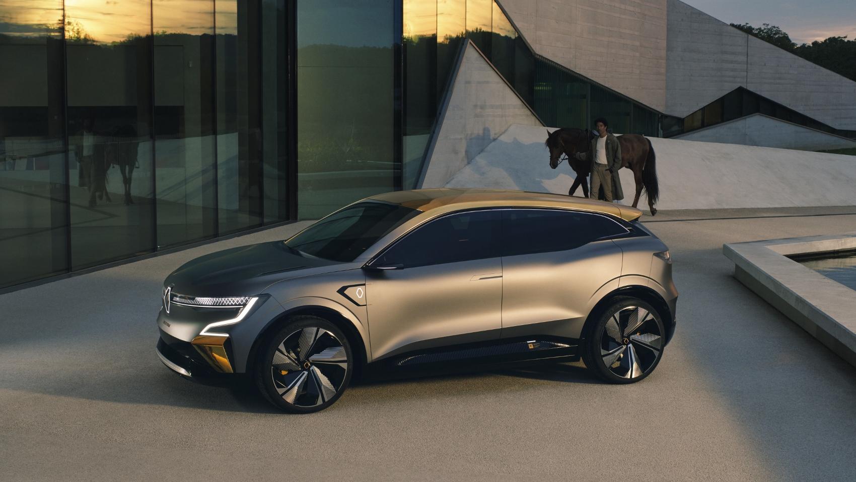 Renault ukázal elektrický koncept Megane. Na tradičný Megane sa nepodobá PTcEKTRQdL 2020-mgane-evisi