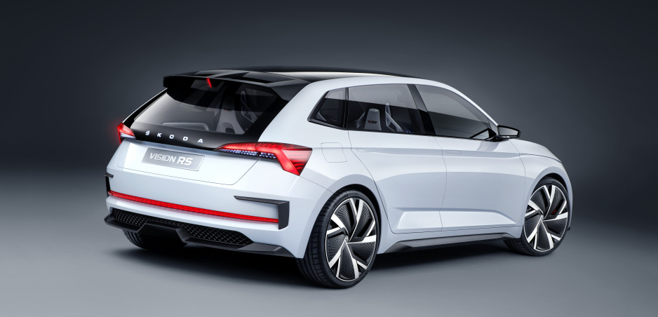 Sledujte naživo: Škoda predstavuje Vision RS a Kodiaq RS