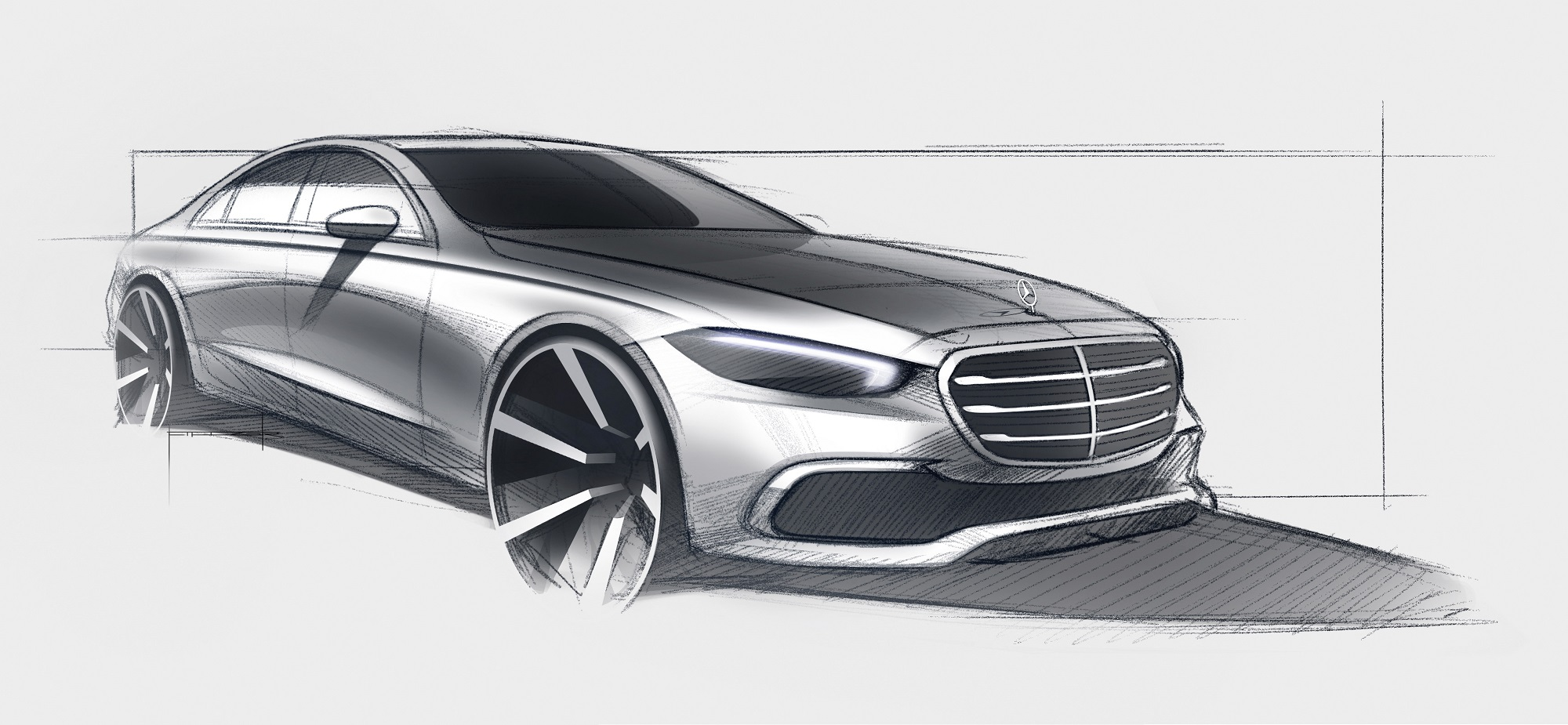 Sledujte s nami premiéru nového technologického lídra - Mercedesu S