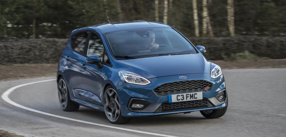 Športový Ford Fiesta ST dostane samosvorný diferenciál a špeciálne pružiny