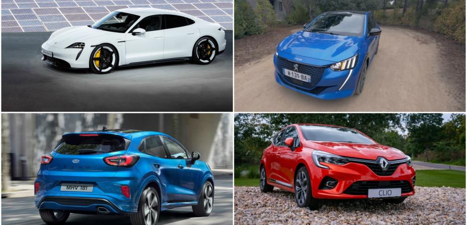 Spoznali sme finalistov Auto roka 2020