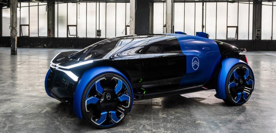Štúdia 19_19 Concept ukazuje pohľad Citroenu na budúcnosť dizajnu