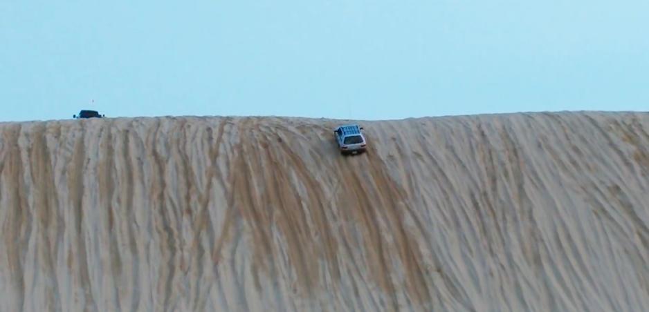 Subaru v základe to v jazde do kopca natrelo každému