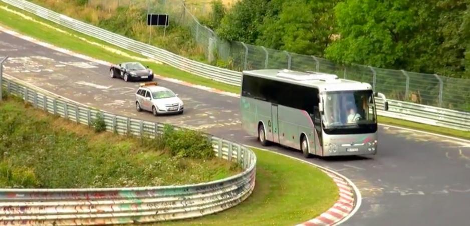 Tak toto by ste na Nordschleife určite nečakali: Najšialenejśie vozidlá