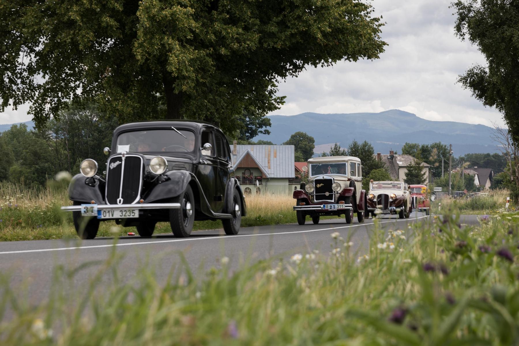Tatranský Oldtimer 2020: Pozrite si podrobný itinerár a4AOExNdmW mladon-1-3108-1800x1200