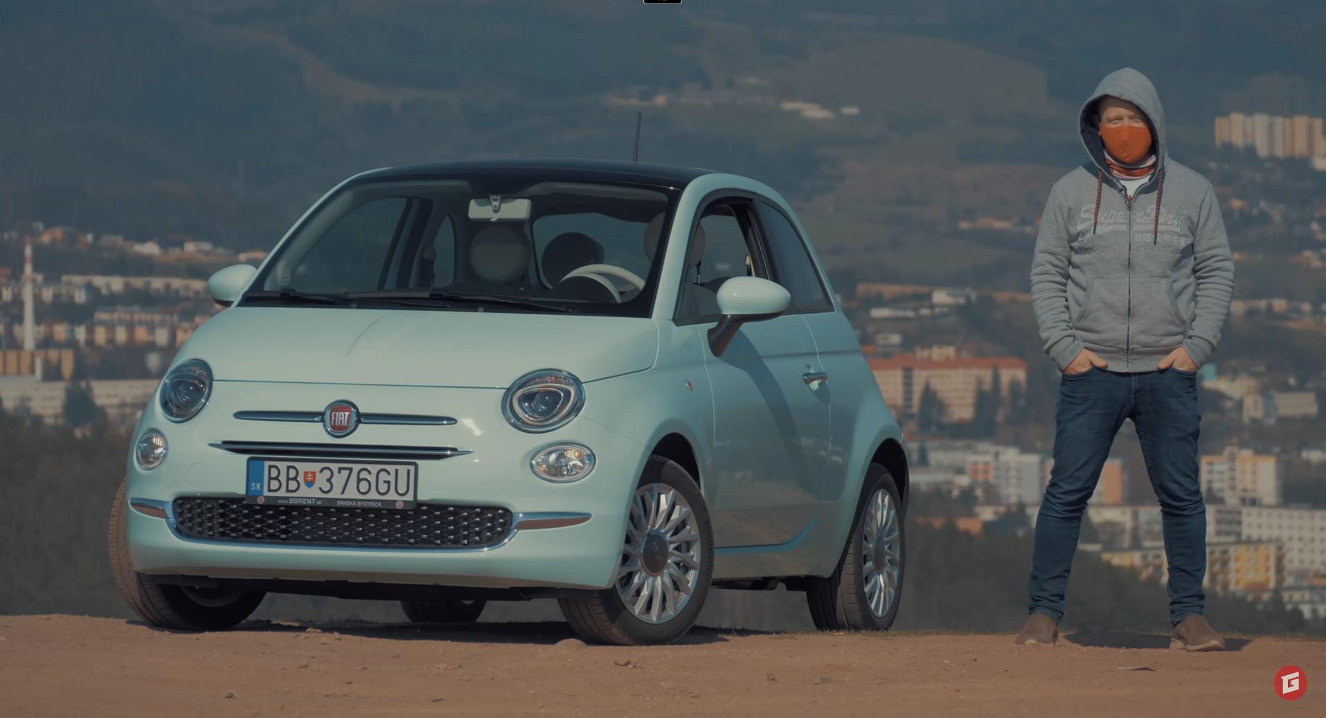 Test: Aj Fiat 500 už dostal hybridný pohon