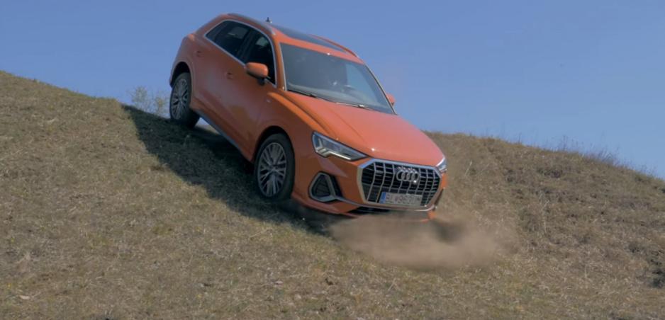 Test: Audi Q3 je schopné, pekné a drahé auto