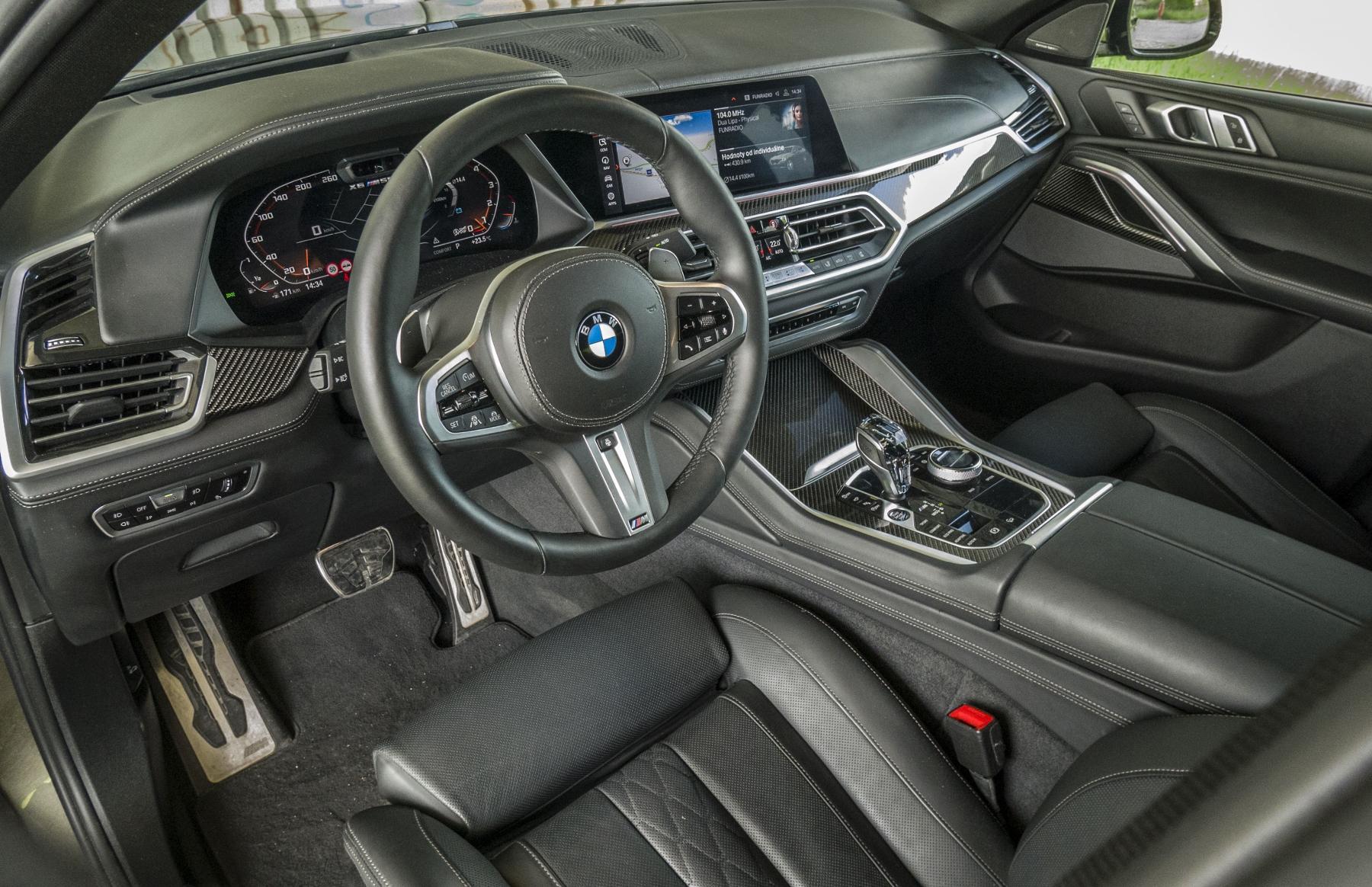 Test: BMW X6 M50i napína benzínové svaly, ale neukazuje plnú silu DgotrM4uP6 bmw-x6-m50i-36