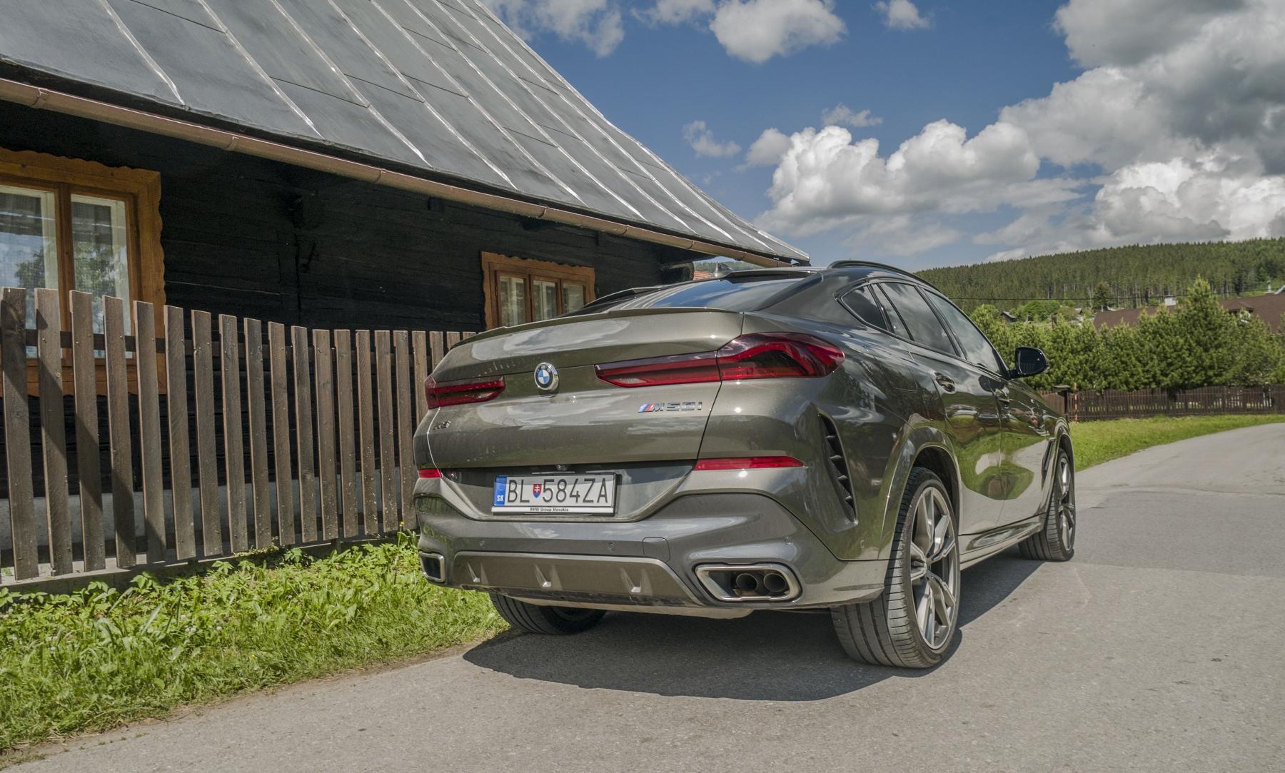 Test: BMW X6 M50i napína benzínové svaly, ale neukazuje plnú silu UuYi3WHXg3 bmw-x6-m50i-31