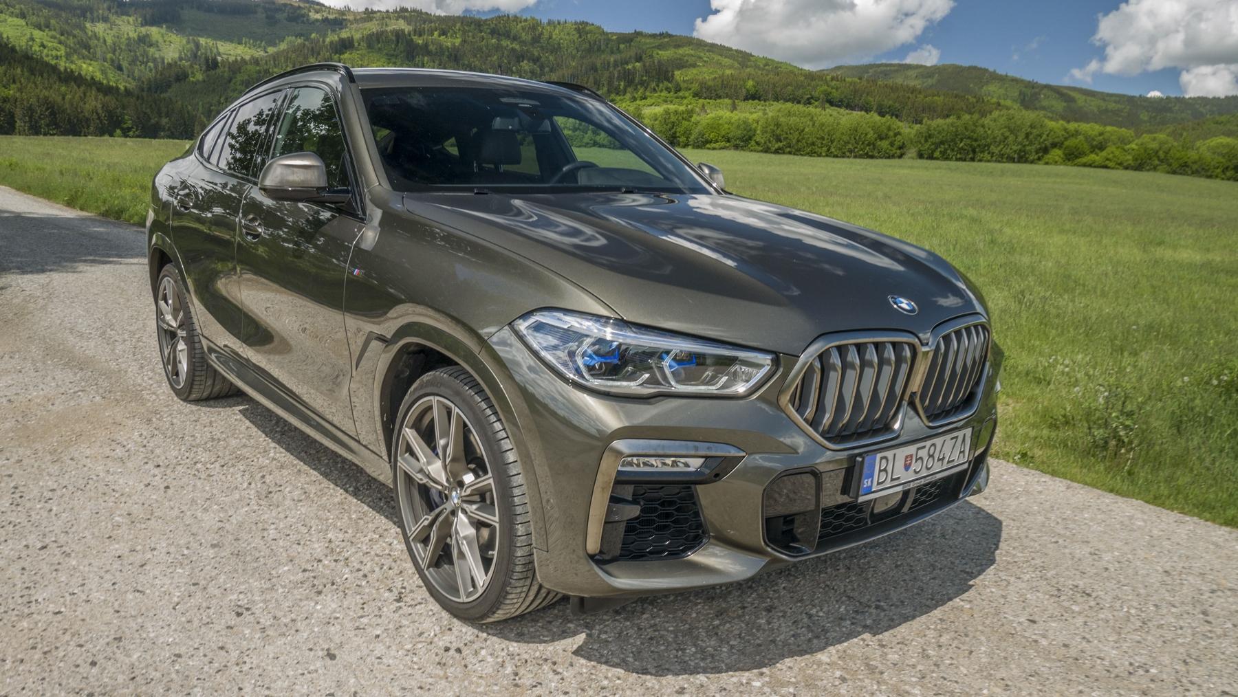 Test: BMW X6 M50i napína benzínové svaly, ale neukazuje plnú silu VQkK6Q7Oez bmw-x6-m50i-6