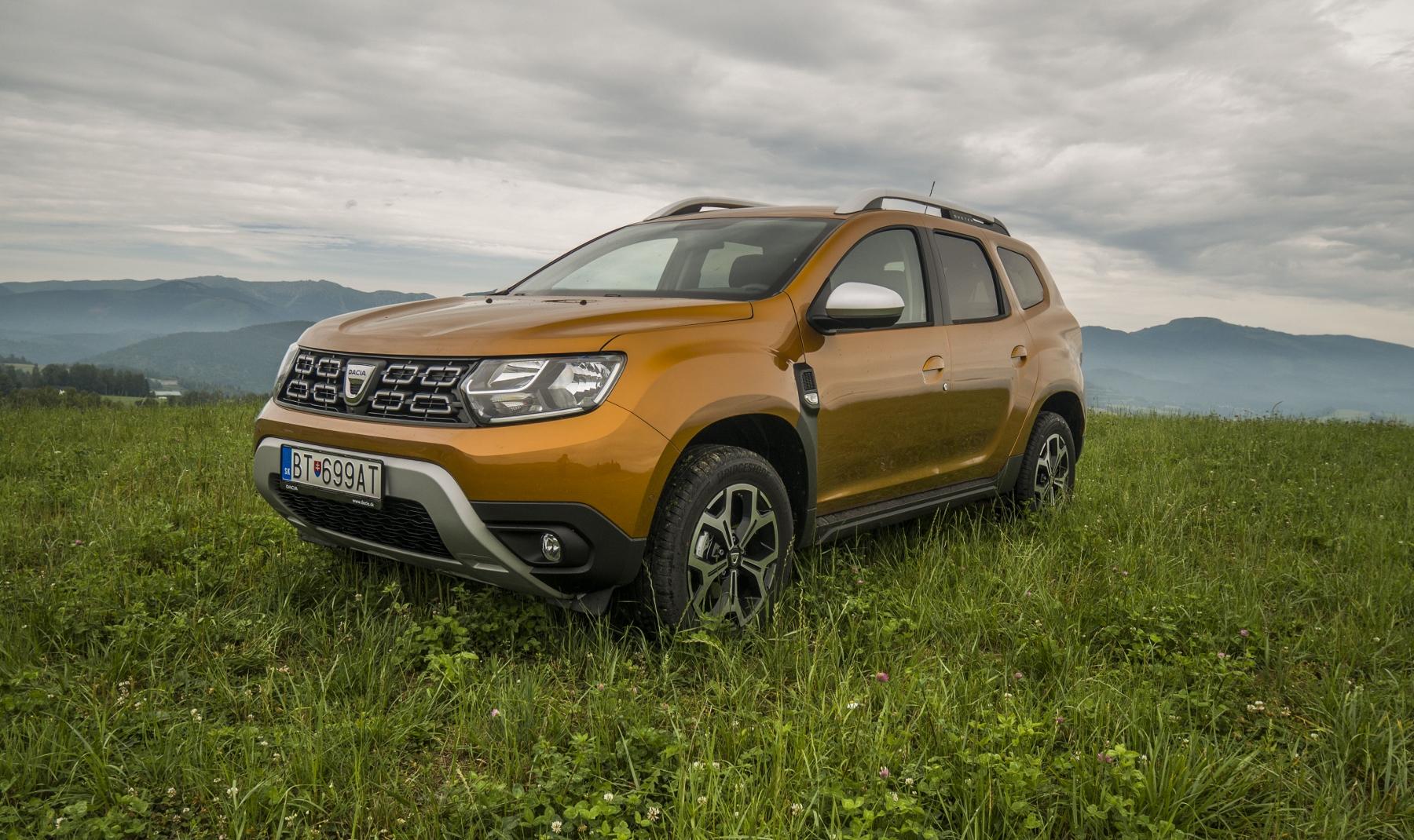 Test: Dacia Duster LPG je voľbou rozumu