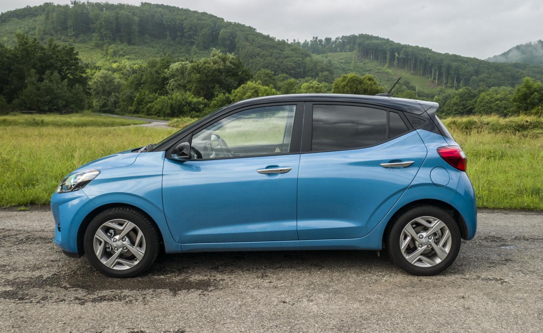 Test: Hyundai i10 je zameraný do mesta. Zo škatuľky vytŕča podvozkom 1AsDET7ixl hyundai-i10-7