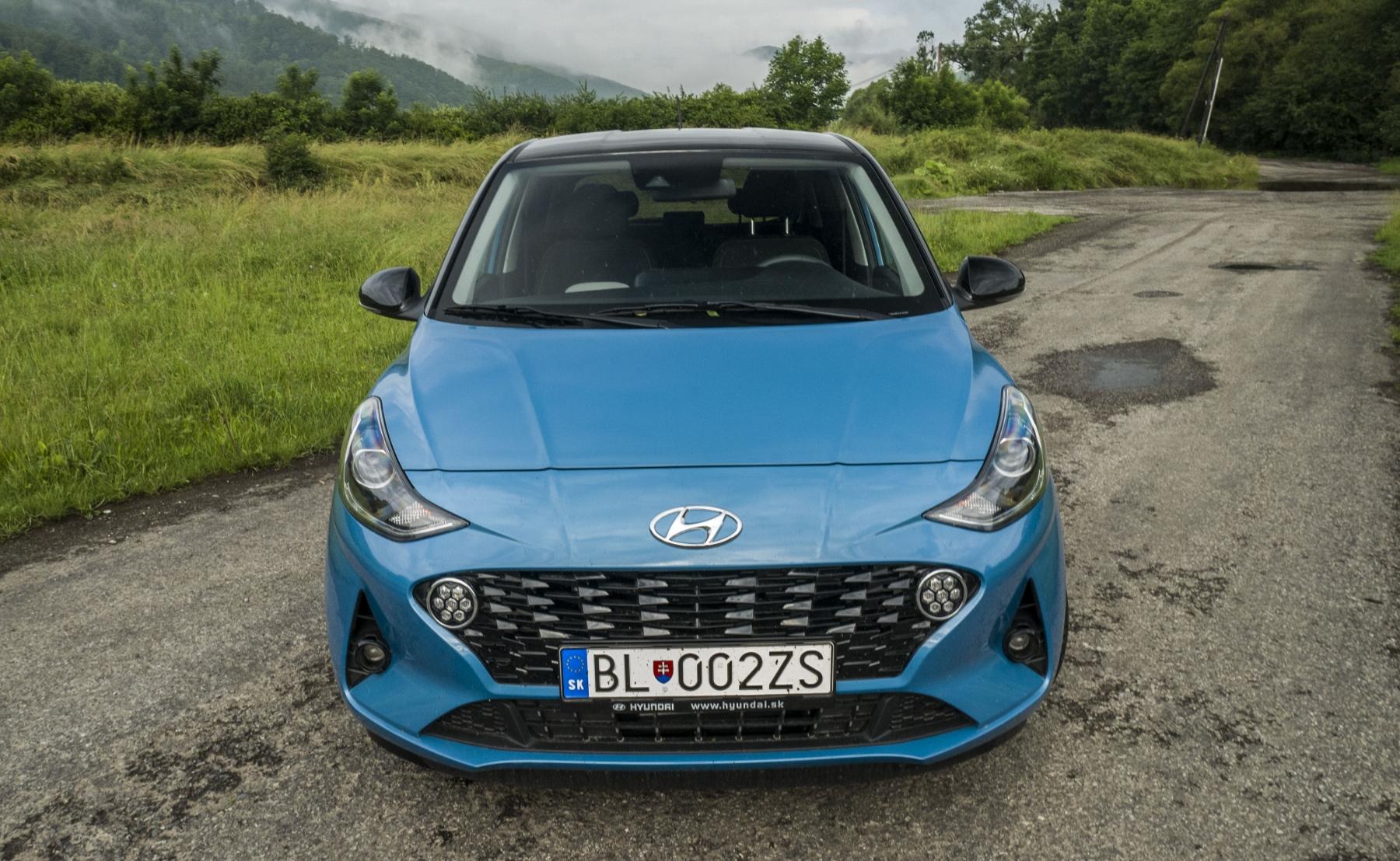 Test: Hyundai i10 je zameraný do mesta. Zo škatuľky vytŕča podvozkom iam1HswTFH hyundai-i10-5